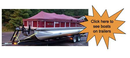 Trailers for Pontoon Boats