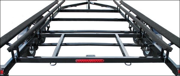 Tandem Axle Trailers for Pontoon Boats
