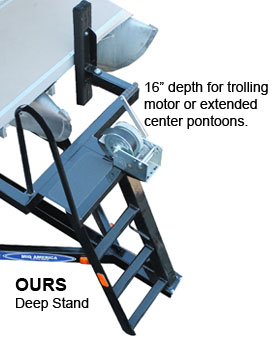 why buy from trailers for pontoons